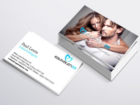 Equivalenza Business Card copy