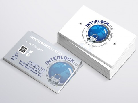 Interlock Ireland Business Card copy